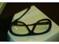 New Retro Fashion Clear Unisex Glasses