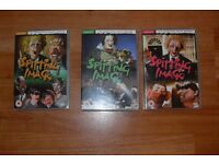 Spitting Image Series 4,5 and 6 - fab condition