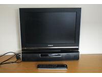 Humax 19 Inch TV LGB-19DRT Freeview Recorder Fault