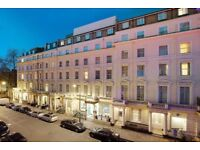Central London Hotel Room for Sunday 25th February 2 adults