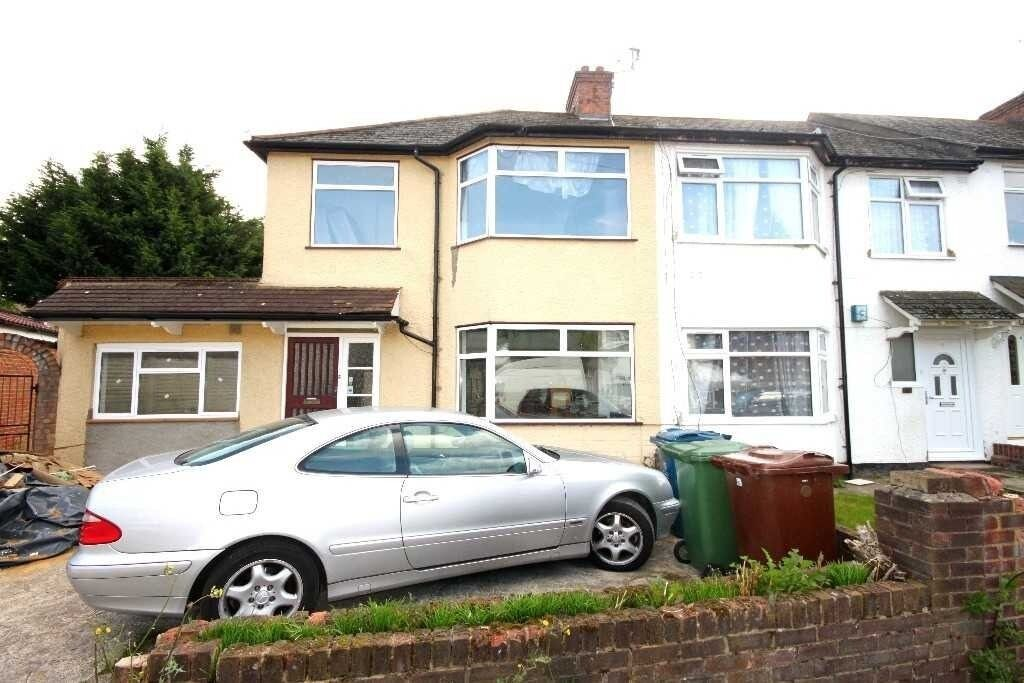 7 bed house in Harrow area - Student let only