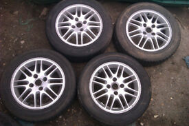 Ford Focus 15 inch alloy wheels