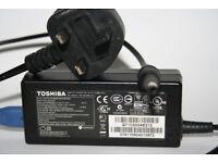 GENUINE TOSHIBA PA3714U-1ACA SATELLITE C660 L300 L450 LAPTOP CHARGER 19V 3.42