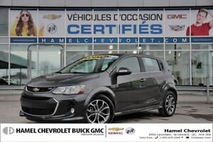 2017 Chevrolet Sonic TURBO+PACK RS+TOIT OUVRANT