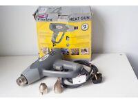 Earlex Heat Gun HG1500UKP incl. incl. nozzle attachments - 330°C - 510°C, 1500 W