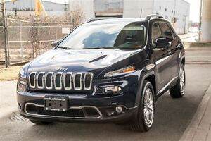 2015 Jeep Cherokee Limited Coquitlam Location 604-298-6161