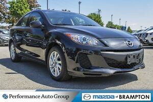 2013 Mazda MAZDA3 GS-SKY|HTD SEATS|BTOOTH|ALLOYS|SUNROOF|CRUISE