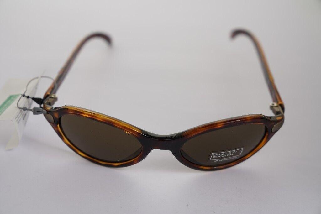 Designer Sunglasses United Colours of Benetton Vintage Style UV Shades 272 700