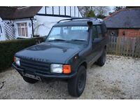 LandRover Discovery 4x4 new cambelt All welding