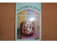 Elizabeth David An Omelette and a Glass of Wine