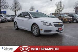 2014 Chevrolet Cruze 1LT|MP3|SAT RDIO|KEYLESS|BUCKETS