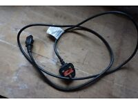 3 pin cable