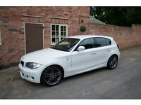 "BMW 116i 1 SERIES PERFORMANCE EDITION 2011 - M-SPORT - 18"" ALLOYS - HIGH SPEC!"