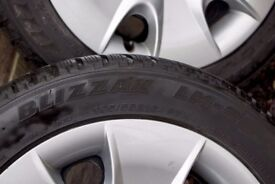 BMW Winter Tyres 195/55R16