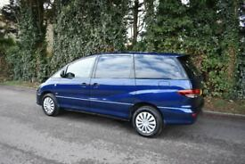 2004 TOYOTA PREVIA T2 D-4D BLUE 8 SEATER MPV VERY CLEANE CONDITION