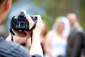 Free wedding photographer looking to expand portfolio.