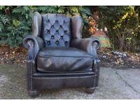 TETRAD for DFS Oskar range wing high back armchair RRP £1099