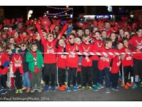 Cancer Research Wales Reindeer Run 2017 - Sat 2nd Dec - Whitchurch Village, Cardiff