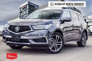 2017 Acura MDX Tech Acura Certified |Accident Free|