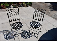 steel breakfast stools