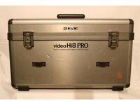 Original Pro Metal padded Flight Case for Sony Camera