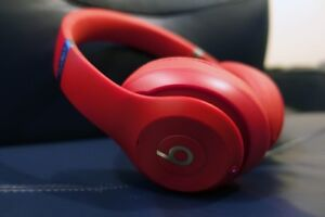 Beats by Dre Studio 3 Edition RED Wireless, need gone quickly