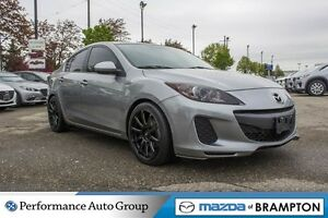 2013 Mazda MAZDA3 GS-SKY|BLUETOOTH|HTD SEATS|ALLOYS|SUNROOF