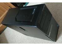 Dell 9020 case with CD, 2x PSU