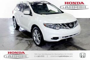 2013 Nissan Murano LE CUIR/TOIT PANO