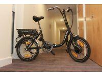 electric folding bike e-bike