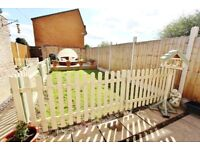 wooden fence in very good condition as a personal asap