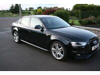 2013 Audi a4 Sline only 43000 miles