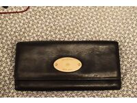 Mulberry Continental Purse in Black (Used - No Box)