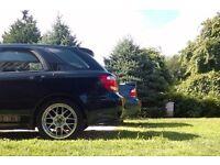 "17"" bbs rg345 JDM light weight wheel's 5x100 subaru impreza legacy forester sti wrx"