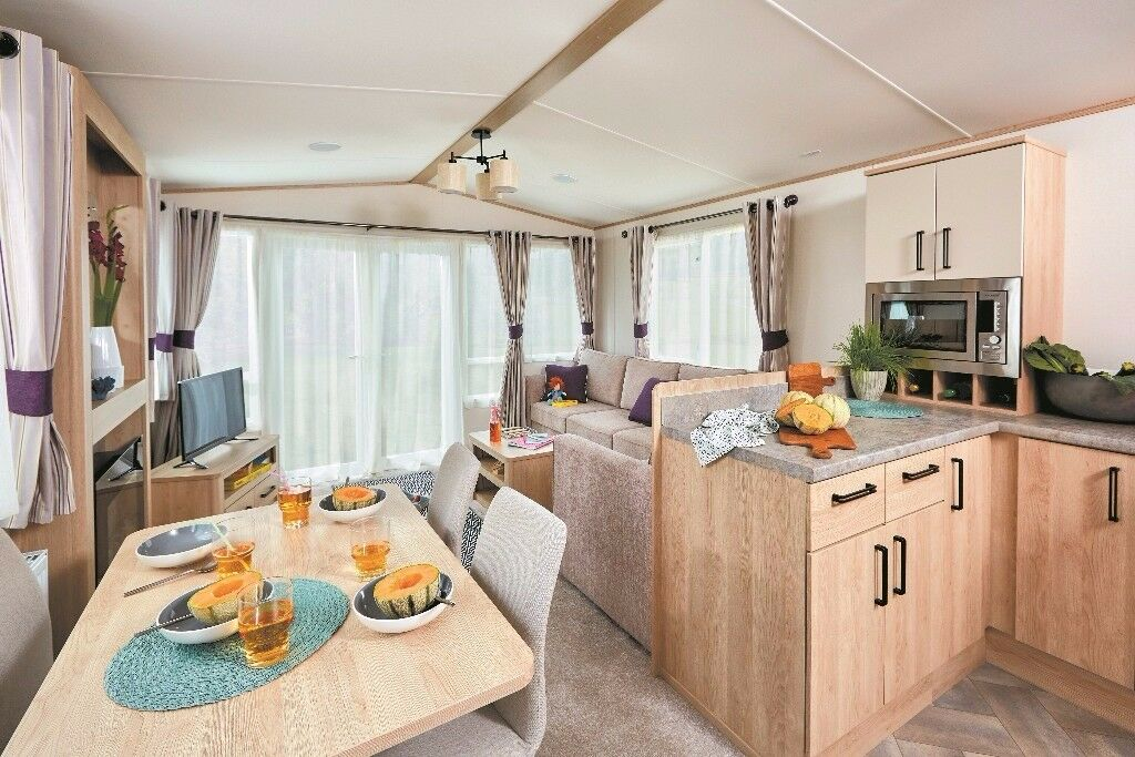 BRAND NEW SPACIOUS HOLIDAY HOME AT OWNERS ONLY HOLIDAY PARK