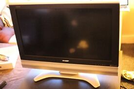 "SHARP 32"" TV LCD LC-32GD8E"