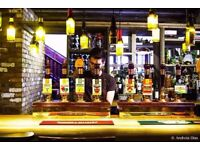 Full Time/Part Time Bar & Waiting Staff
