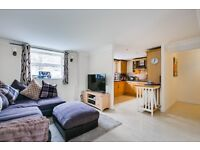 A large two double bedroom, two bathroom apartment set within a gated development in Clapham.