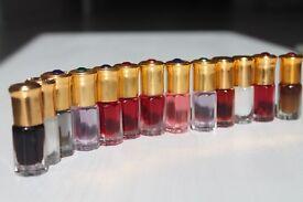 3ml wholesale oil based fragrance attar ittr