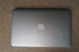 Damaged 11 inch Macbook Air for parts