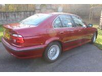 BMW E39 535i Auto. ONLY 49000 miles