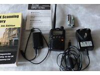 ICOM IC-R5 Compact Wideband Handheld Receiver