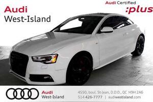 2016 Audi A5 2.0T KOMFORT+ QUATTRO