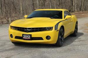 2012 Chevrolet Camaro 1LT | CERTIFIED + E-Tested