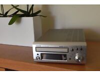 Denon micro hi-fi system UD-M31 very good condition with mission speakers and remote