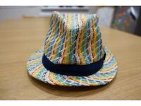 Mothercare Boys Trilby Hat 12-18 months