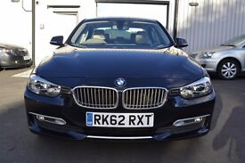 BMW 3 Series 2.0 318d Modern 4dr (start/stop) £7,995 p/x considered ***FULL BMW HISTORY***