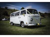 1970 California import VW campervan