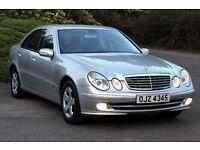*Beautiful*Top Spec*2005 Mercedes Benz E Class E270 CDI Avantgarde*Trade Sale*