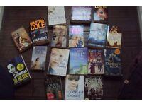 bundle lady reads books